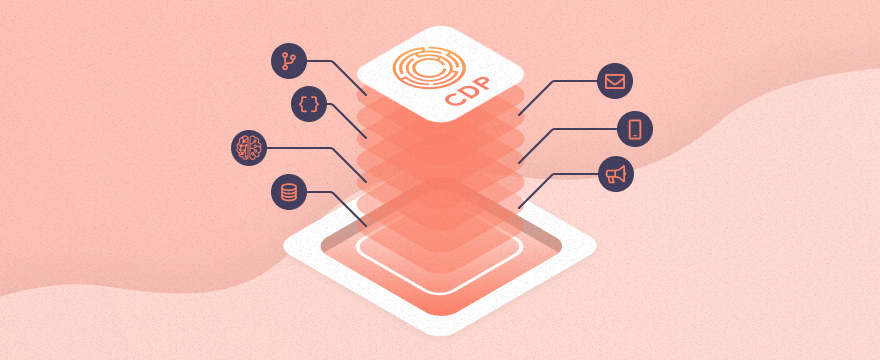 how does CDP work