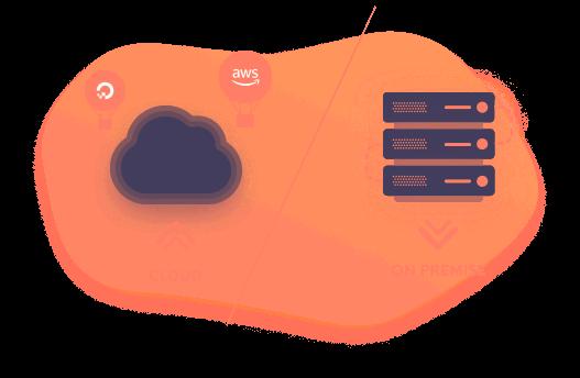 Cloud or onprem CDP